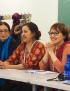 Rosita Henry, Chandana Mathur and Homa Hoodfar